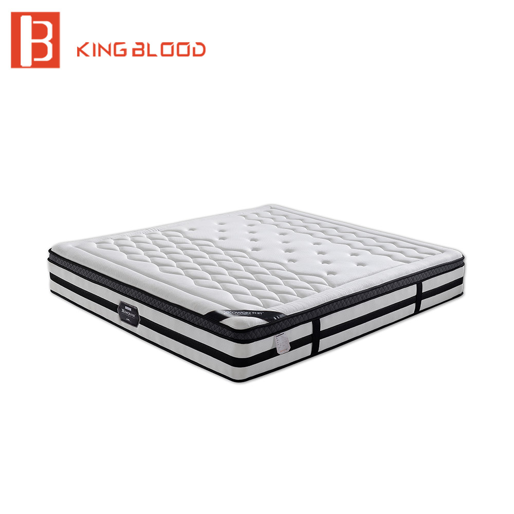 Wholesale hotel royal comfort mattress