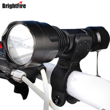 High Quality Professional for Cycling 5-Mode Bike Lights LED Flashlight Lanterna Torch Light Waterproof Bicycle Light