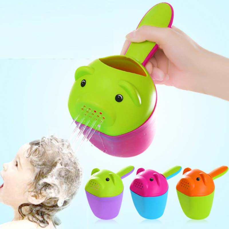 Twin Handle Spill Proof Plastic Sippy Cup Baby Shower Party Gift Teddy Bear