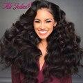 7A peruana Virgin Hair Body Wave 4 Bundle Ofertas Bruto Peruano de la Virgen Del Pelo Bundles Natural Negro Cabello Humano Al Por Mayor