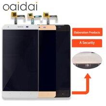 Ограниченное предложение Для Oukitel K6000 Pro ЖК-дисплей Дисплей 5.5 дюймов мобильного телефона Сенсорный экран планшета Ассамблеи Запчасти для авто с бесплатной инструменты