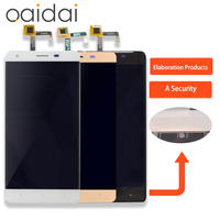 For Oukitel K6000 Pro LCD Display 5 5 Inch Mobile Phone Touch Screen Digitizer Assembly Replacement