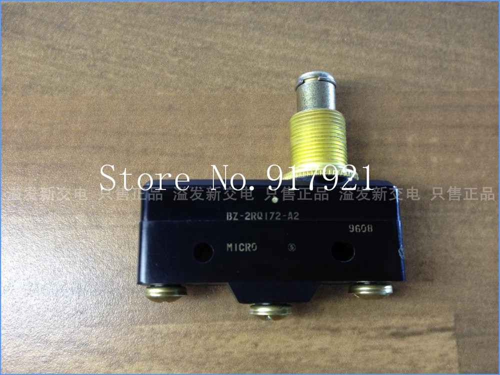 [ZOB] The original American MICRO SWITCH Honeywell BZ-2RQ172-A2 travel / limit / micro switch --20pcs/lot