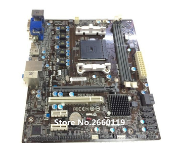 Desktop motherboard for A78F2P-M2 Fully tested