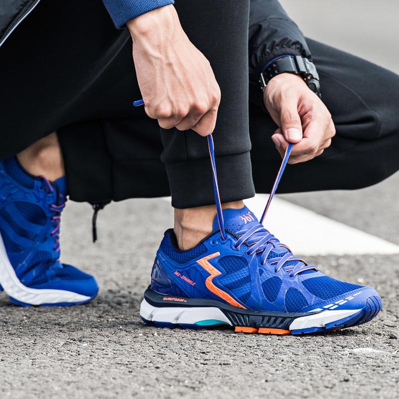 361 Running Shoes Men Shoes Sport Shoes Professional Wear Resistant Marathon Wearresistant Running Shoe