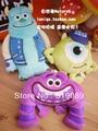 Monsters Inc Mike Wazowski+Sullivan+RT Plush toy 3pice/Set Monsters University Plush Toy