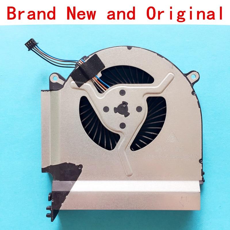 New laptop CPU cooling fan Cooler radiator Notebook Radiators for HP DELTA KSB0805HBA04BCR DC5V 0 5A