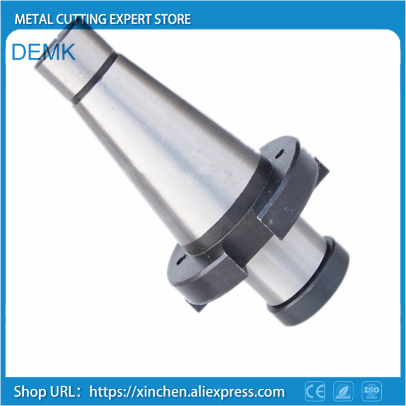 NT40-FMB22 / 27 / 32 / 40 Milling head boom,Face Milling Toolholder,7:24 rear thread Spindle For Mechanical Milling Machines