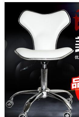 Beauty stool thickened hair chair beauty chair beautician stool can lift the chair beauty lift rotating chair hair.