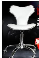 Beauty stool thickened hair chair beauty chair beautician stool can lift the chair beauty lift rotating chair hair. children learning chair which can correct posture and lift freely