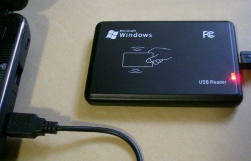 USB card reader 125KHZ RFID reader USB desk-top card dispenser Read 10-digit Plug and play NO drivers needed цена 2017