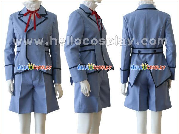Bord de grappe Cosplay uniforme Fon Aina soufre Costume H008