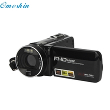 OMESHIN video camera 3.0Inch Touch Panel FHD 1080P 24MP Digital Video Camera May23