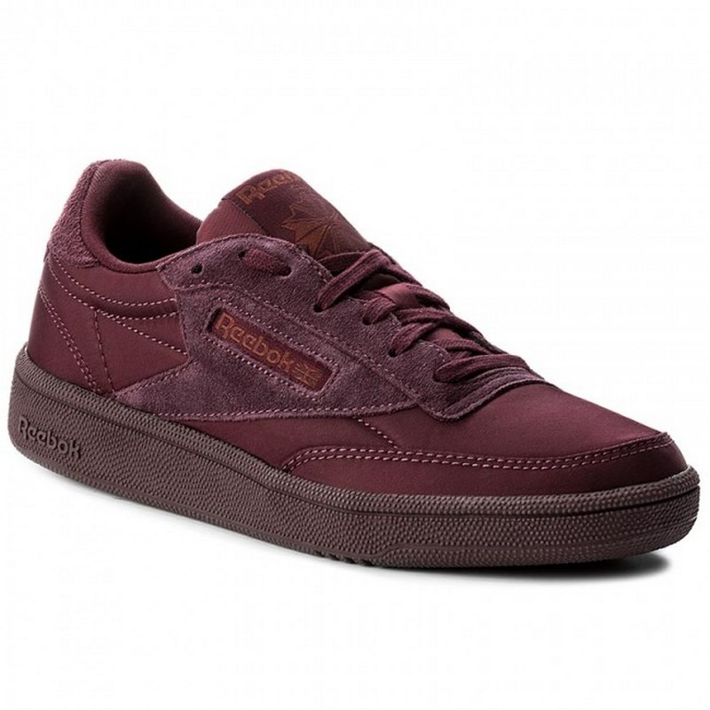 Walking Shoes REEBOK CLUB C 85 BS5195 sneakers for female TmallFS harris c club dead isbn 9780575089402