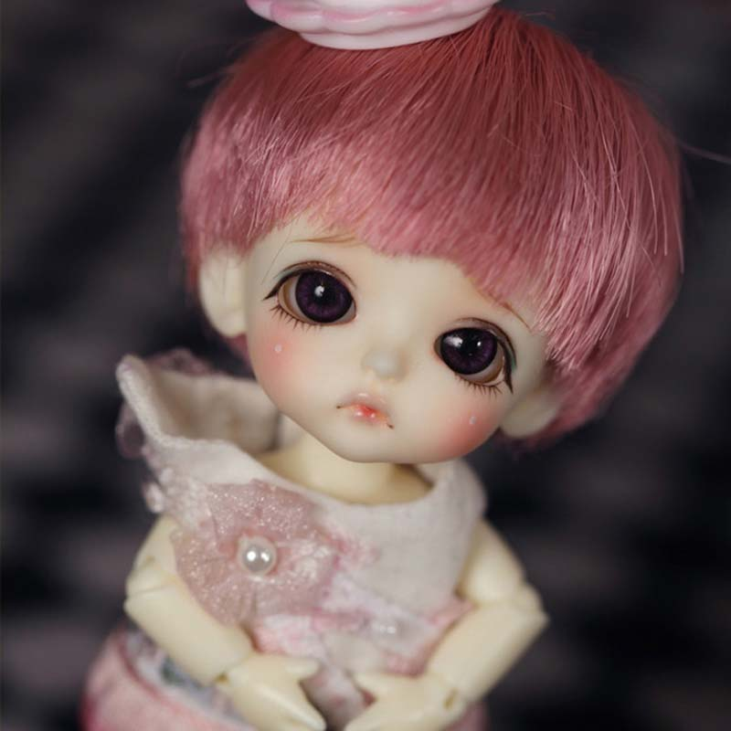 2018 New Arrival 1/12 BJD SD Belle Beauty And The Beast Girl Boy Soom Resin DOD Doll  Include Eyes 1 6 27cm bjd nude doll wave bjd sd doll girl human body not include clothes wig shoes and other access
