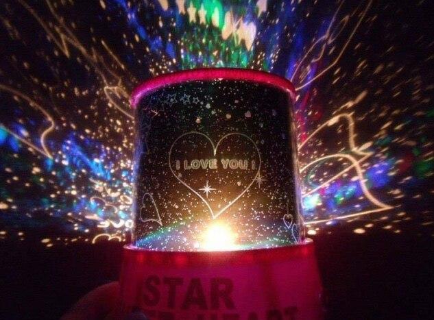 2013 Romantic Gift I Love Youstar Masterbeautiful Amazing Led Lamp