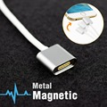 Magnetic Lightning Cable For iPhone SE 5s 6s 7 Plus, Usb 2.0 1m Data Line For iPod iPad Quick Charge