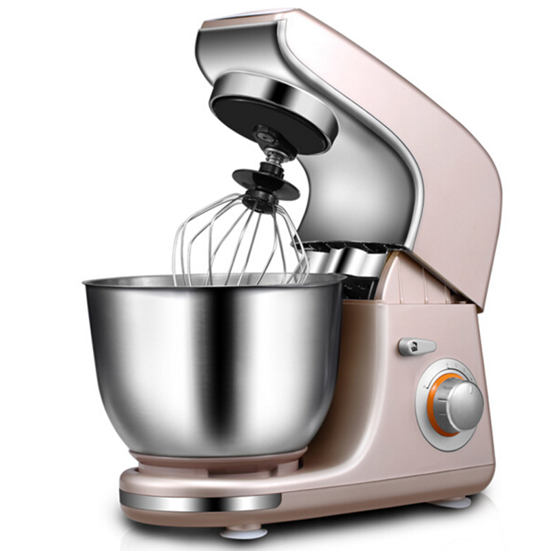 VOSOCO Dough kneading machine Blender 4L agitator amalgamator mixing beater mixer commingler eggbeater dough mixer Egg break