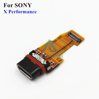 Original New Charger Micro USB Charging Port Flex Cable For Sony Xperia X Performance F8132