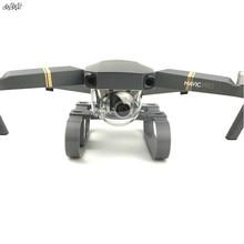 הדפסת 3D נחיתה מוגברת סוגר רגל ארוך בטוח הגנת המצלמה gimbal לdji Mavic פרו Drone אביזרי