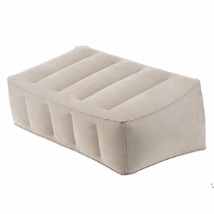 Image 5 - Inflatable Dismountable Footrest Pillow Kids Flight Footrest Pillow Separate As 3 Different Heights Travel Pillow Foot Pad