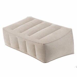 Image 5 - Travesseiro infantil desmontável, travesseiro desmontável para pés, travesseiro de viagem para crianças com 3 alças diferentes