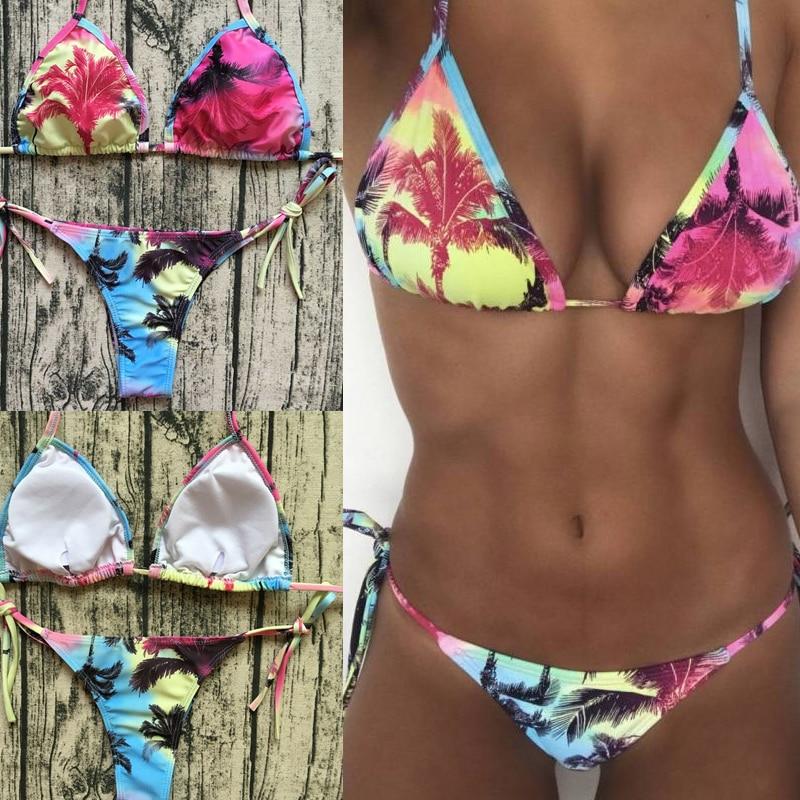 Damen Schwimmen Anzug Für Frauen 2019 Tankini Böden Leopard Bikini Liebsten Bademode Tanga Sexy Top Bikini Bandage Strand Tragen Bikini-set Sport & Unterhaltung