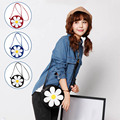 New Fashion Handbags for Women PU Leather Sunflower Lady Messenger Crossbody Shoulder Bags  BS88