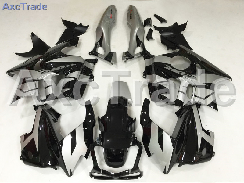 Motorcycle Fairings Kits For Honda CBR600RR CBR600 CBR 600 F3 1997 1998 97 98 ABS Plastic Injection Fairing Kit Bodywork Black motorcycle parts for honda cbr 600 f3 fairings 1997 1998 cbr600 f3 97 98 black silver seven star fairing kit d6