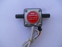 Sensor de flujo de engranaje de 13mm, medidor de flujo de aceite y combustible líquido, diésel, gasolina, novedad