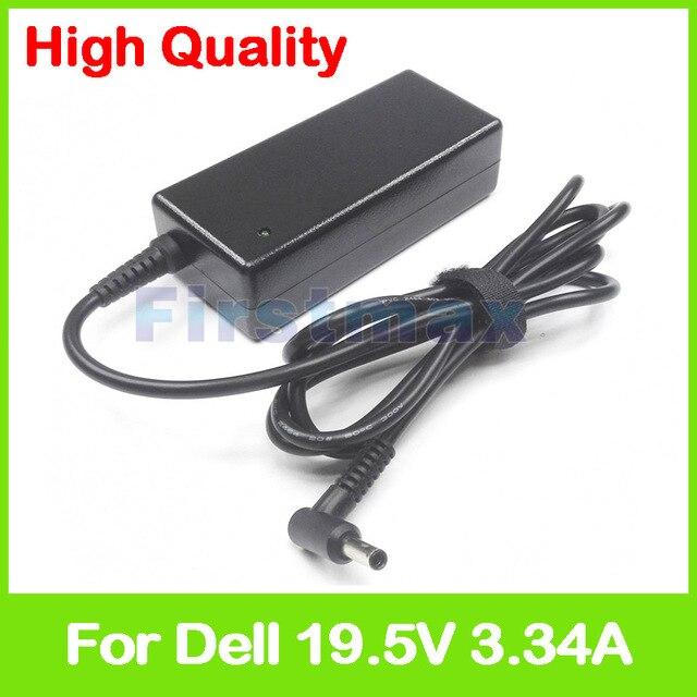19.5 V 3.34A נייד מתאם מתח AC מטען עבור Dell Inspiron 17 5765 5767 7778 7779 DA65NM111-00 G6J41 LA65NS2-01 MGJN9 N6M8J
