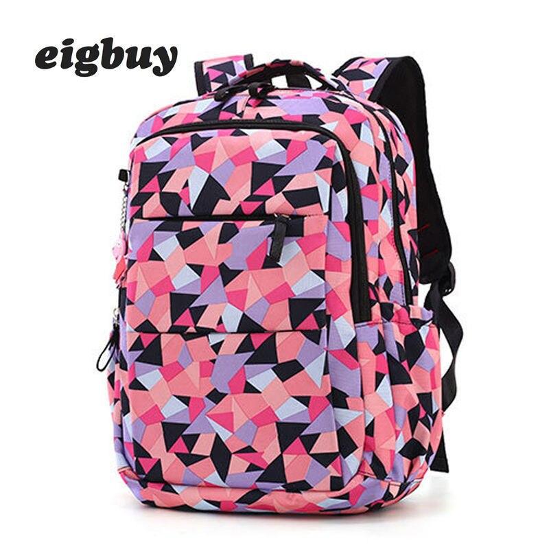 Children Oxford School Bags For Teenagers Boys Girls Capacity School Backpack Waterproof Satchel Kids Book Bag Mochila