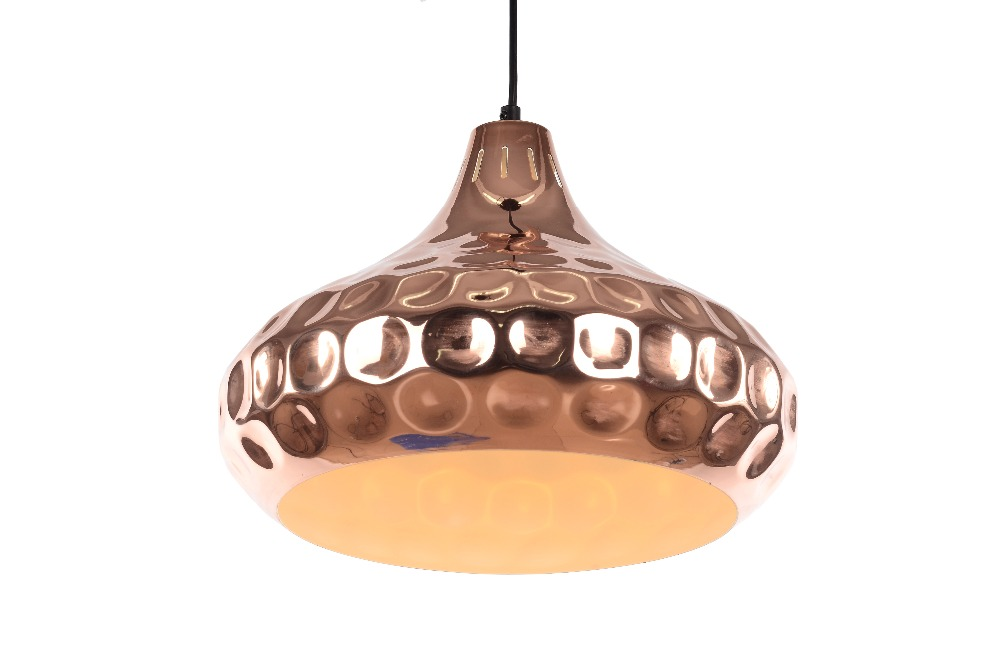 цены  free shipping 60047S Modern North European style scale shape electroplated copper color pendant light pendant lamp