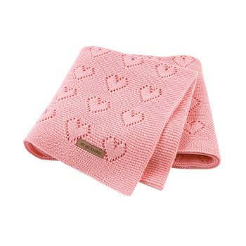 Baby Kinitted Blankets - Harts