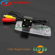 wire wireless ccd LEDS night vision Car Rear View camera for Hyundai AVANTE MLSTRA Genesis rohens kia CEED Forte Terracan 2014