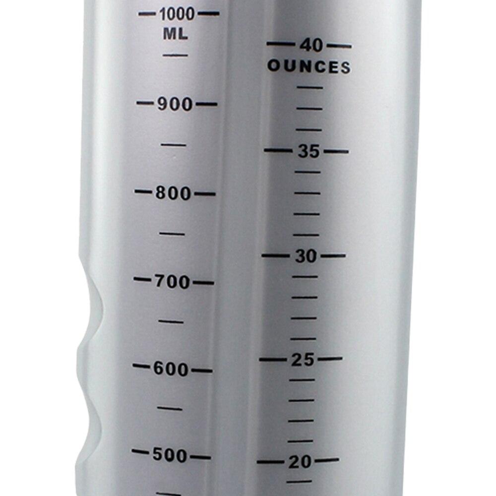 GUB 1000 мл bike бутылка для воды Портативный Пластик Велоспорт Бутылки для воды с Пылезащитный чехол велосипед Интимные аксессуары Спорт на отк...