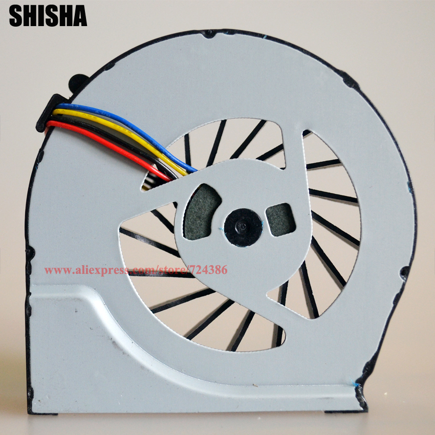 New Cooling fan for HP pavilion G6-2000 G7-2000 G6 G56 CPU cooler 100% Brand new original shisha G7 G6-2000 laptop cooling fan laptop cooling fan for asus pu500ca fan