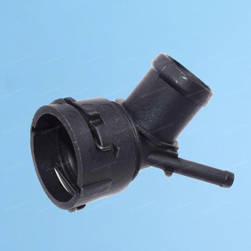 MuChangZi Manguera de Conector de Pieza de Acoplamiento r/ápido 1K0122291B para A//DUI V//W