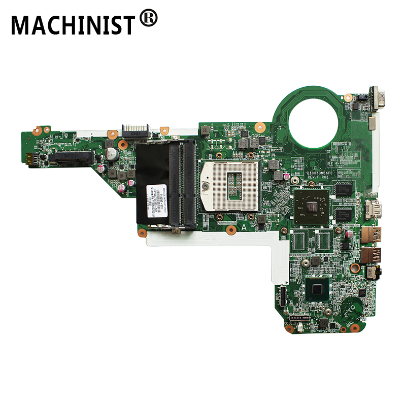 For HP 17-E 14-E 15-E laptop motherboard HD8670 1G GPU DDR3L HM86 713256-501 713256-601 713256-001 DA0R63MB6F0 fully Tested