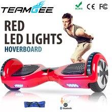Patineta Hoverboard 6.5 Pulgadas Monociclo Electrica Auto Balance de Scooter Eléctrico Patinete Patin Electrico Volante Patineta