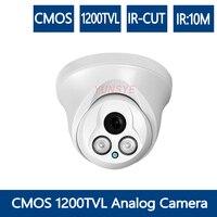 YUNSYE 1 3 Color Sony Ccd 700TVL CMOS 1000TVL 1200TVL Analog Camera DOME CAMERA Cctv Ir