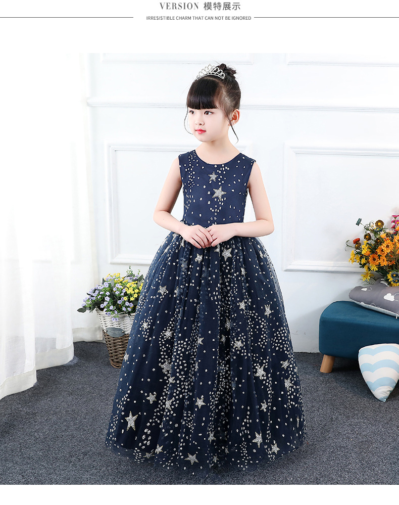 0336240f3d69c US $9.55 33% OFF|Formal dresses for teens 4 To 10 11 12 13 14 Years Old  Kids Long Birthday Party Ball Gown Girl Dress Kids Formal Dress for  Girls-in ...