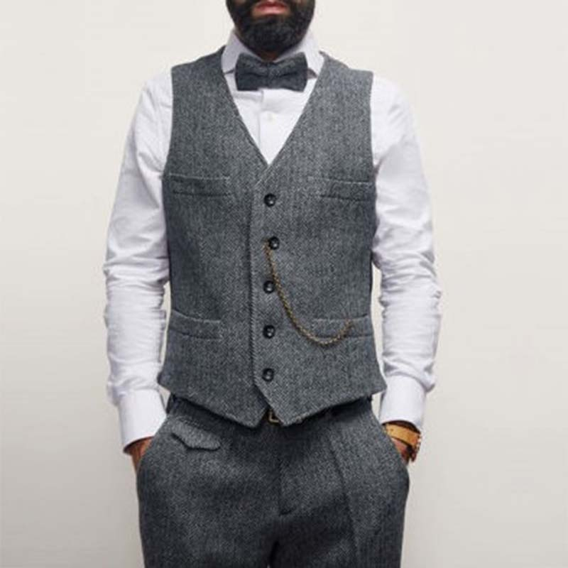Y522 의상 mariage 옴므 남성 정장 웨딩 사용자 정의 만든 회색 턱시도 traje boda hombre 블루 정장 3 조각 정장 mens-에서정장부터 남성 의류 의  그룹 2