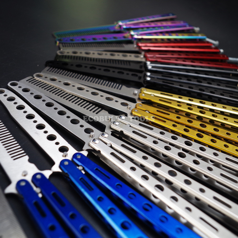 top 10 butterfly knife with comb ideas and get free shipping - ilk7l5685