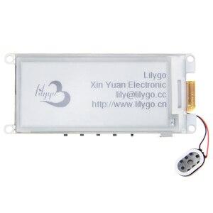 "Image 1 - LILYGO®TTGO T5 V2.2 ESP32 2.9 ""EPaper artı modülü e mürekkep hoparlörler"