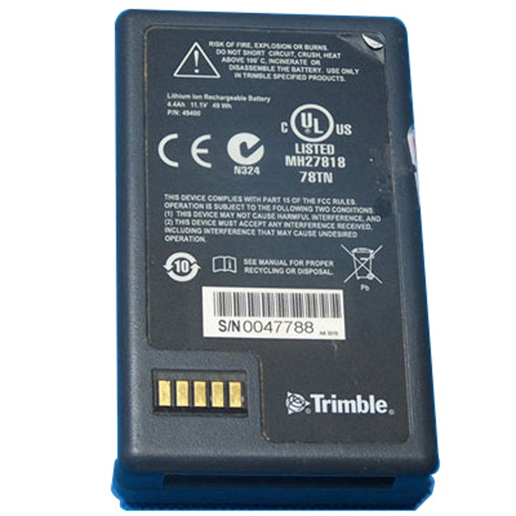Brand New Rechargeable Battery 4400AH Battery for Trimble S3 S6 S8 Total StationBrand New Rechargeable Battery 4400AH Battery for Trimble S3 S6 S8 Total Station