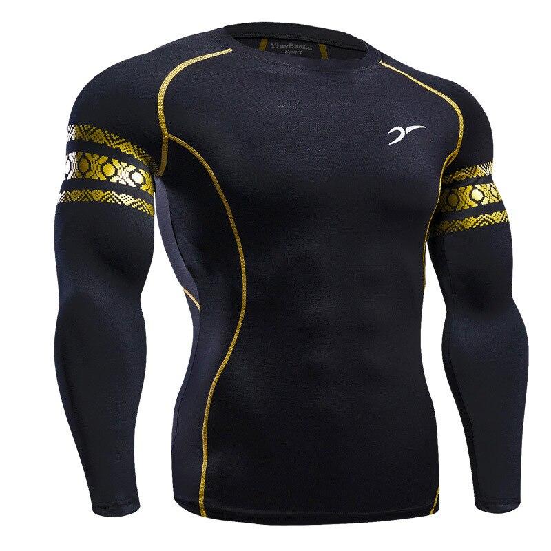 brand design runner biker t shirt men long sleeve slim fit tee shirt homme mens fashion quick. Black Bedroom Furniture Sets. Home Design Ideas