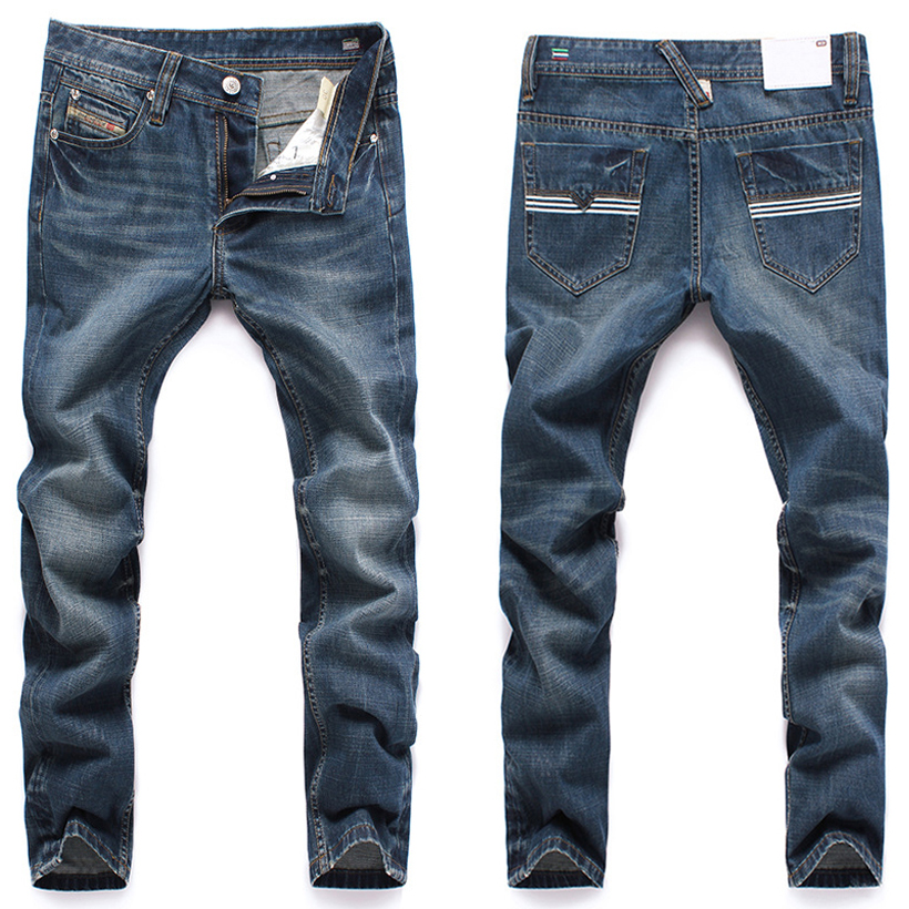 Aliexpress.com : Buy Disel Brand Jeans Hommes Men Printed Ripped