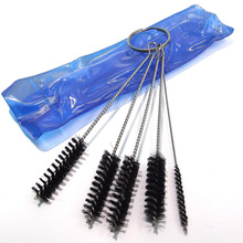 10 SET 50 PCS Cleaning Brushes Tattoo Machine Grip Tube Tip Cleaning Tools Brushes For Cleaning Airbrush Spray Guns Tubes