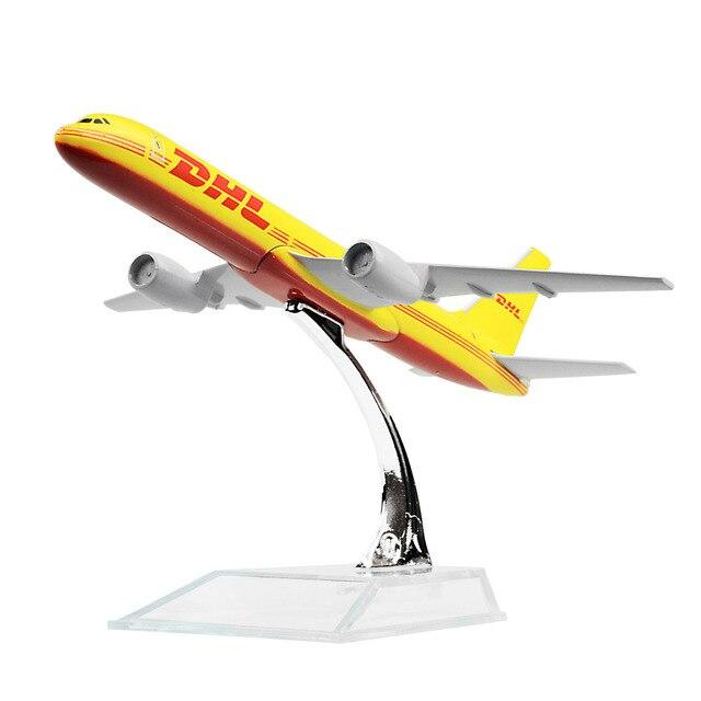 Dhl B757 200 Dhl Sinotrans 16cm Airplane Models Child Birthday